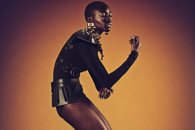 Brigade Mondaine in Dark Beauty Magazine by Dedalus