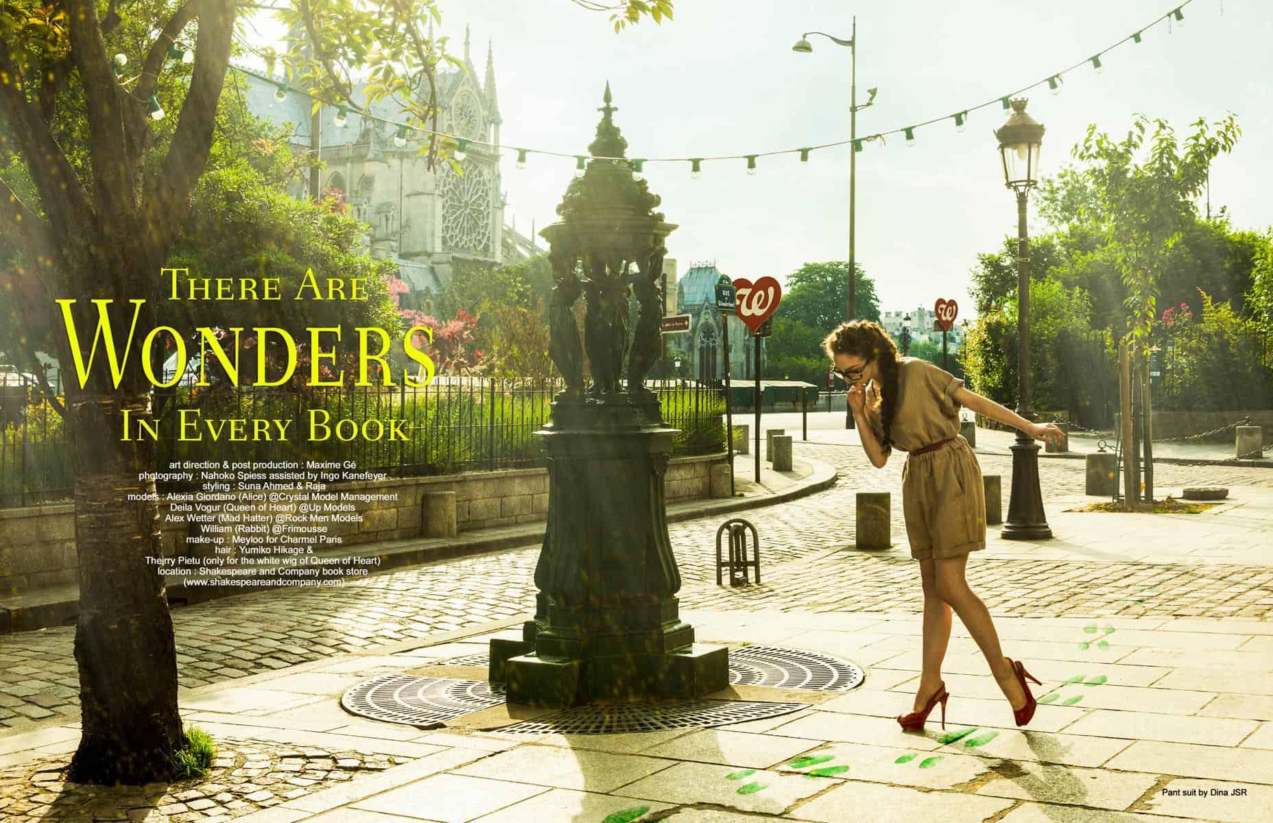 SOLIS Magazine for Brigade Mondaine