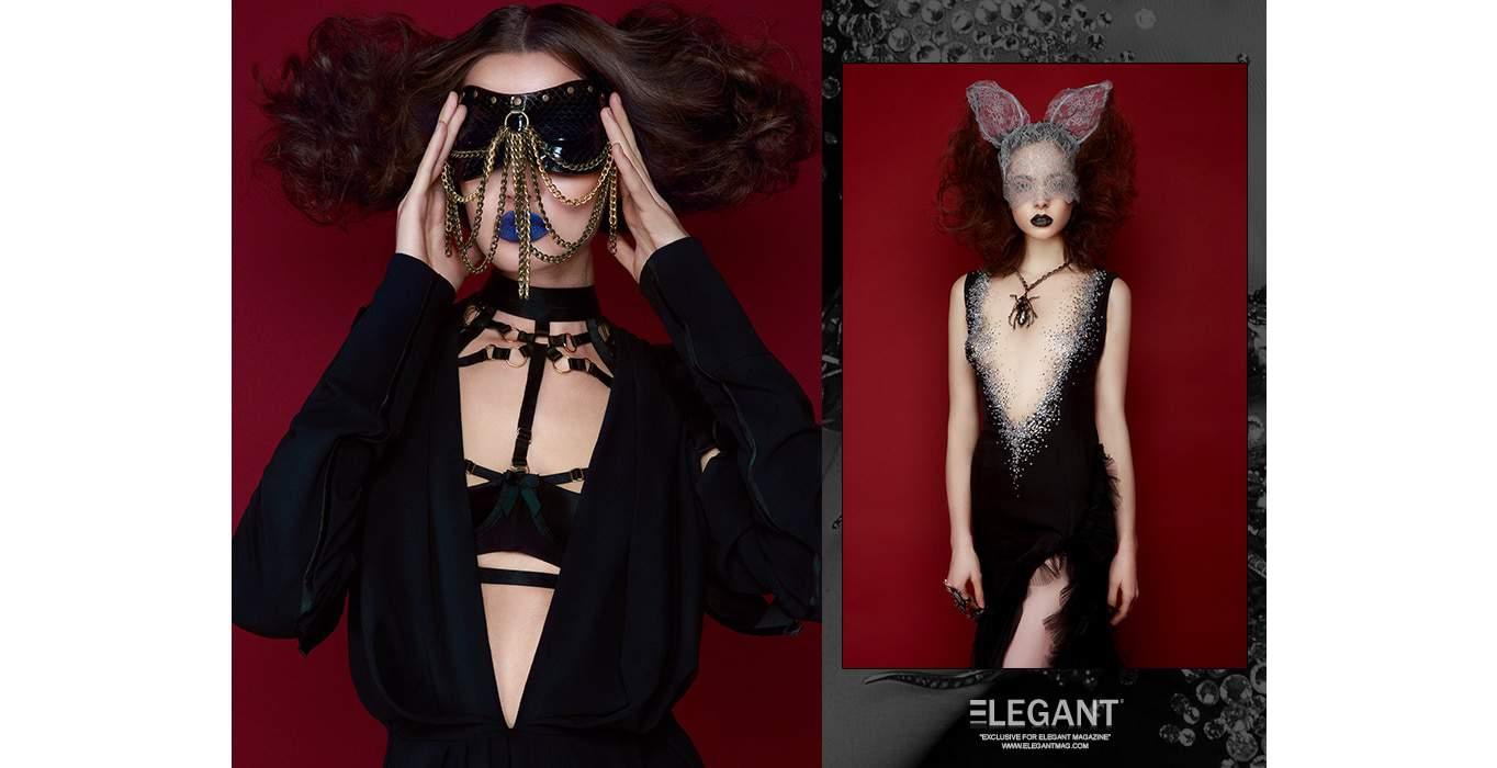 ELEGANT Magazine for Brigade Mondaine
