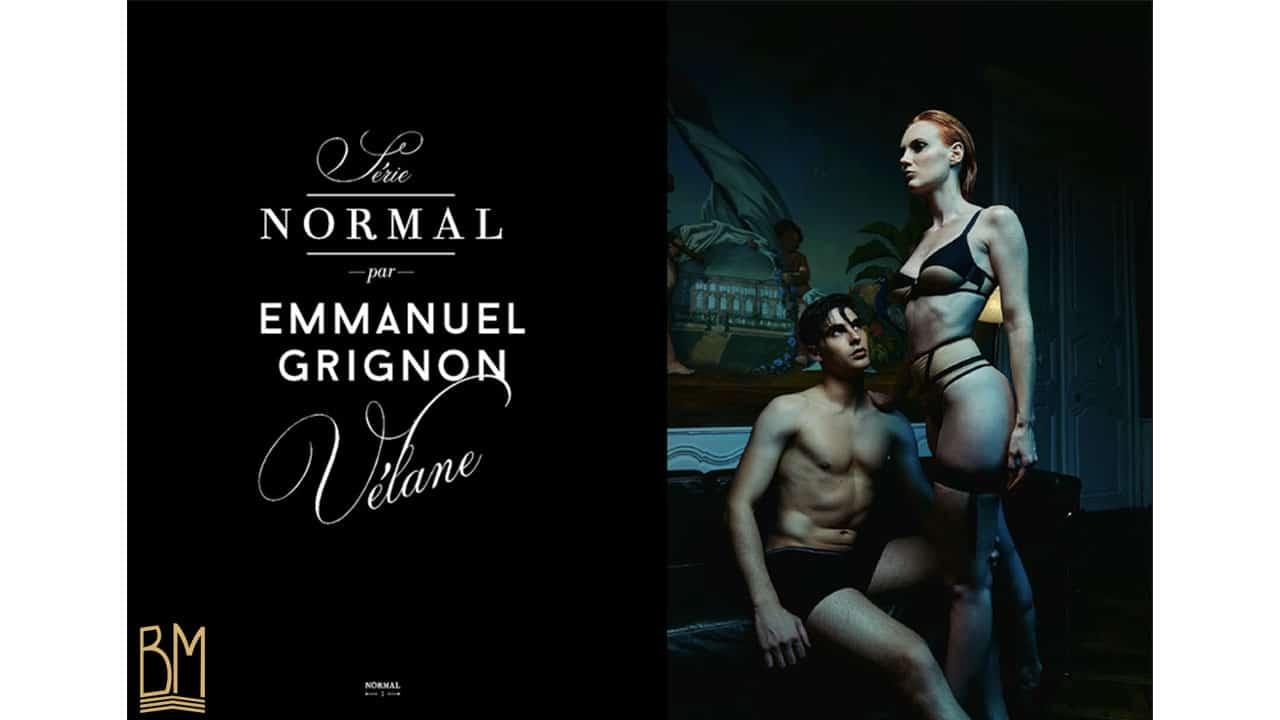 Emmanuel Grignon for Normal Magazine
