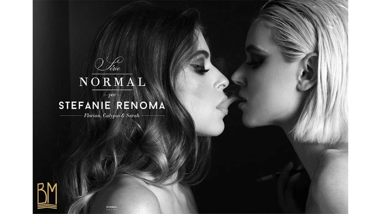 Stefanie Renoma for Normal Magazine