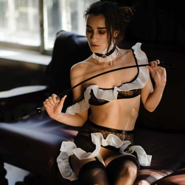 Costume de la soubrette sexy de BAED STORIES